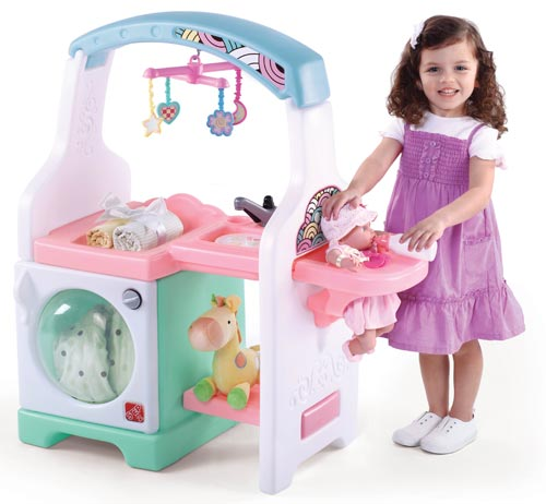Deluxe Nursery Center Step2 Πλαστικά Παιχνίδια