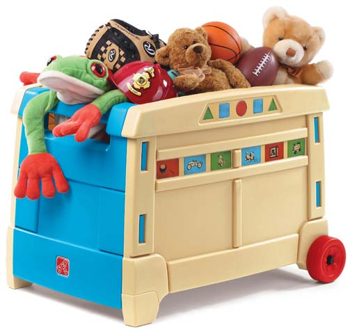 Lift & Roll Toy Box Step2 Πλαστικά Παιχνίδια