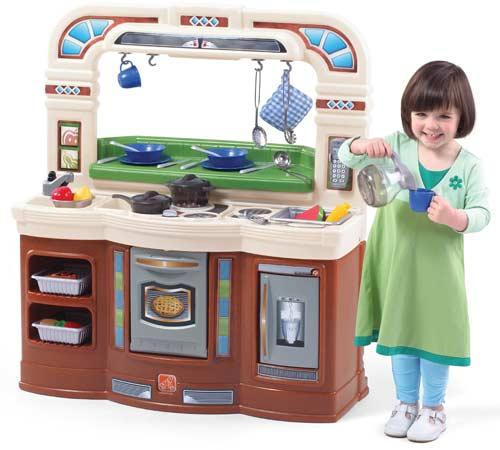 LifeStyle™ Comfort Kitchen Step2 Πλαστικά Παιχνίδια