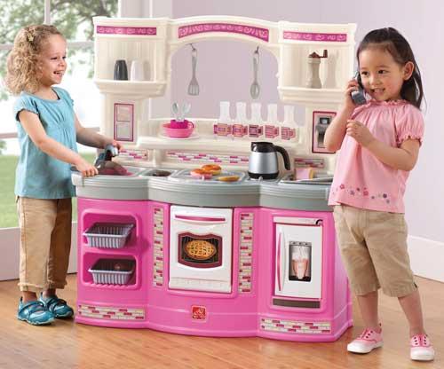 Prepare & Share Kitchen Step2 Πλαστικά Παιχνίδια
