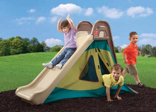 Fort Slide-Away Step2 Πλαστικά Παιχνίδια