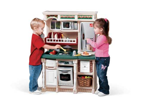 Plastic Play Kitchen Step 2 step 2 plastic toys - play kitchen
