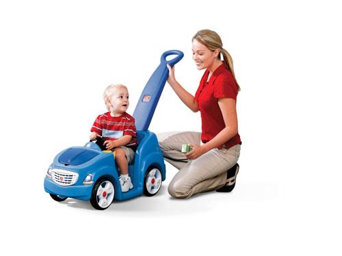 Whisper Ride Buggy Step2 Πλαστικά Παιχνίδια