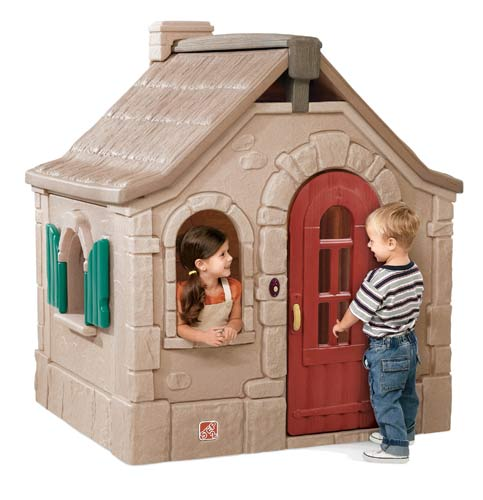 Naturally Playful® StoryBook Cottage Step2 Πλαστικά Παιχνίδια