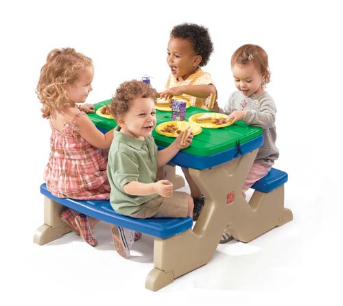 Picnic Play Table Step2 Plastic Children S Toys Greece