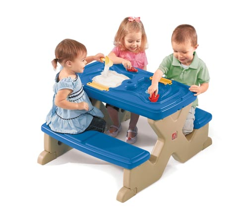 Picnic Play Table  Step2 Πλαστικά Παιχνίδια