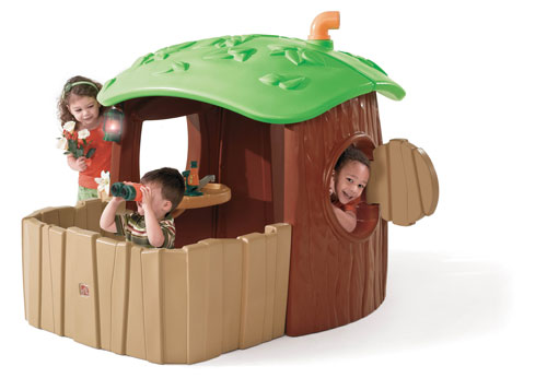 Nature Station Playhouse Step2 Πλαστικά Παιχνίδια