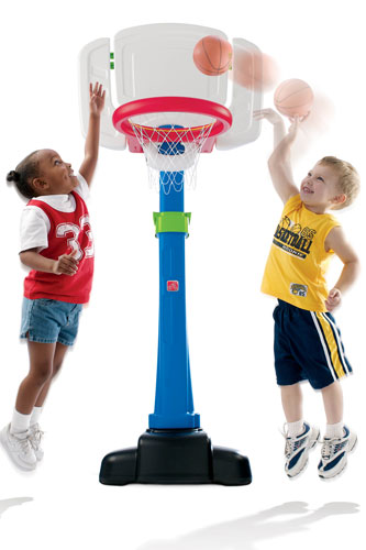 Double Play™ Basketball & Football Set™ Step2 Πλαστικά Παιχνίδια