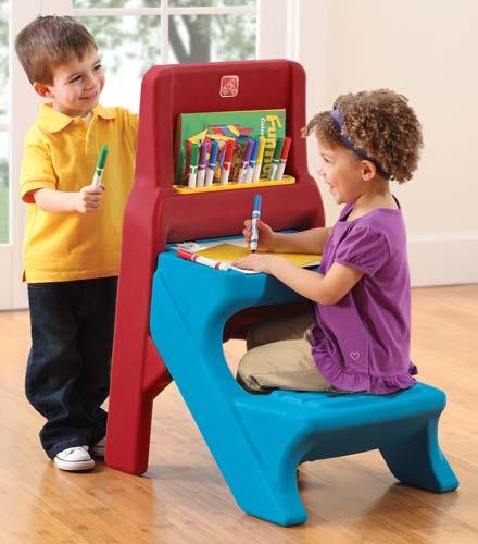 Art Easel Desk Step2 Πλαστικά Παιχνίδια