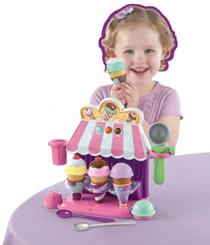 Ice Cream Parlor Step2 Πλαστικά Παιχνίδια