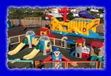 Παιδική διασκέδαση πάρκο merryland